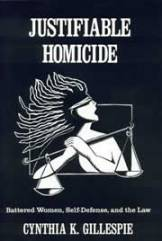 Book Cover: Justifiable Homicide