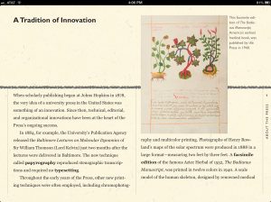 Meet the JHU Press screenshot