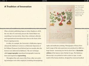 Meet the JHU Press screenshot